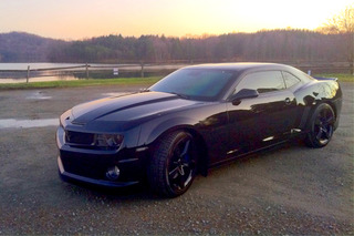 Your Ride: 2011 Chevrolet Camaro SS