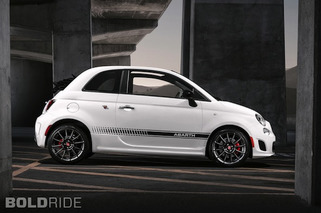 Fiat Going Soft with Automatic 500C Abarth?