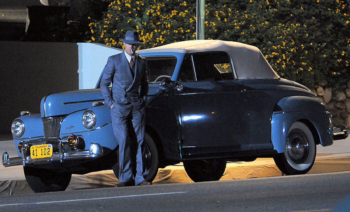 "You Can Buy Ryan Gosling's Ford from ""Gangster Squad"""