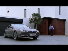 2013 BMW 6-Series Gran Coupe - Driving Scene