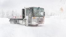 2014 Mercedes Econic official spy photo 04.4.2013