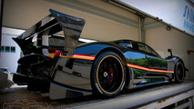 Pagani Zonda Revolucion makes video debut
