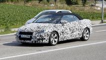 2014 Audi A3 Cabrio spy photo 28.08.2013