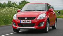 2014 Suzuki Swift 4x4 08.7.2013