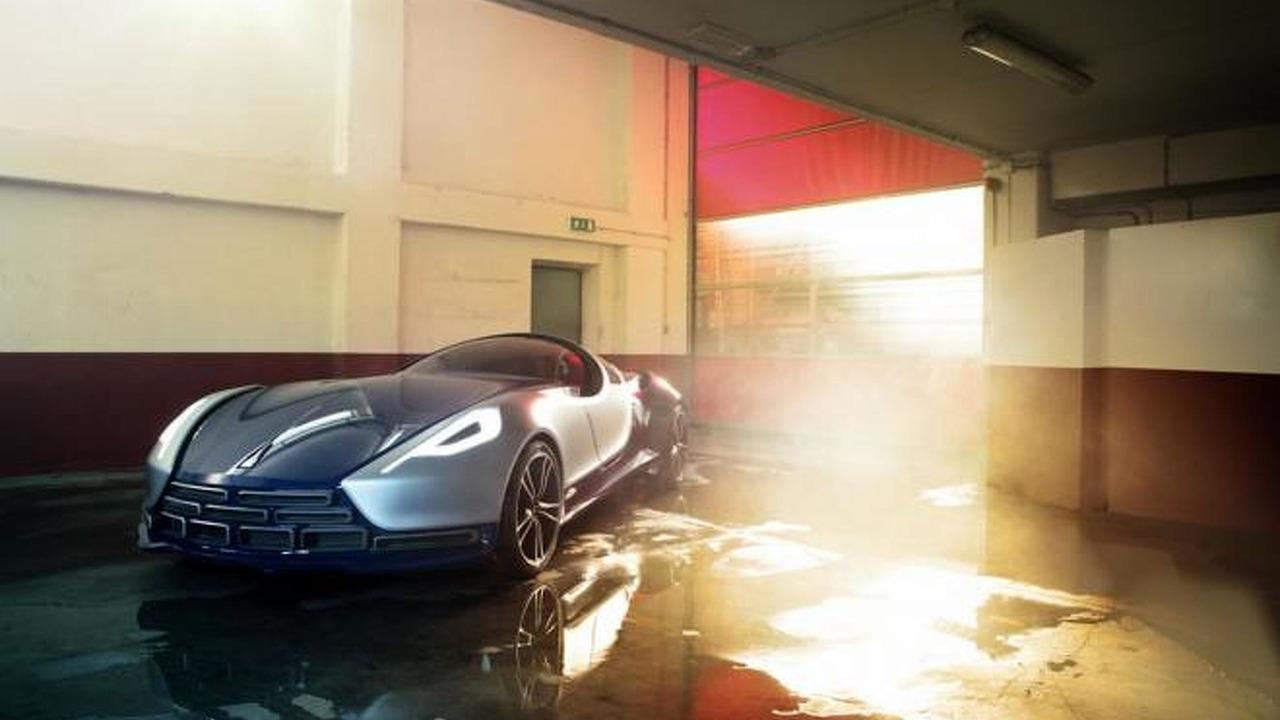 Umberto Palermo Design Vittoria concept 25.1.2012