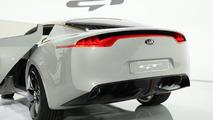 Kia GT Concept live in Frankfurt 13.09.2011