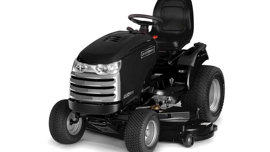 Craftsman announces first tractor ever to debut at Detroit Auto Show