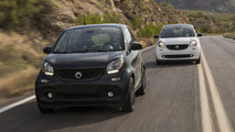 2017 Smart ForTwo Electric Drive Prototype: First Ride