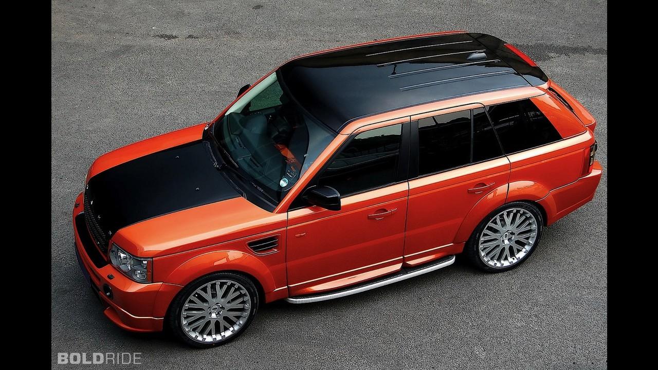 A. Kahn Design Range Rover Sport Pace Car