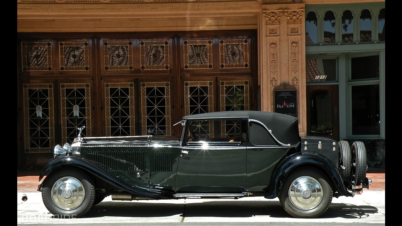 Rolls-Royce Phantom II Close Coupled Coupe