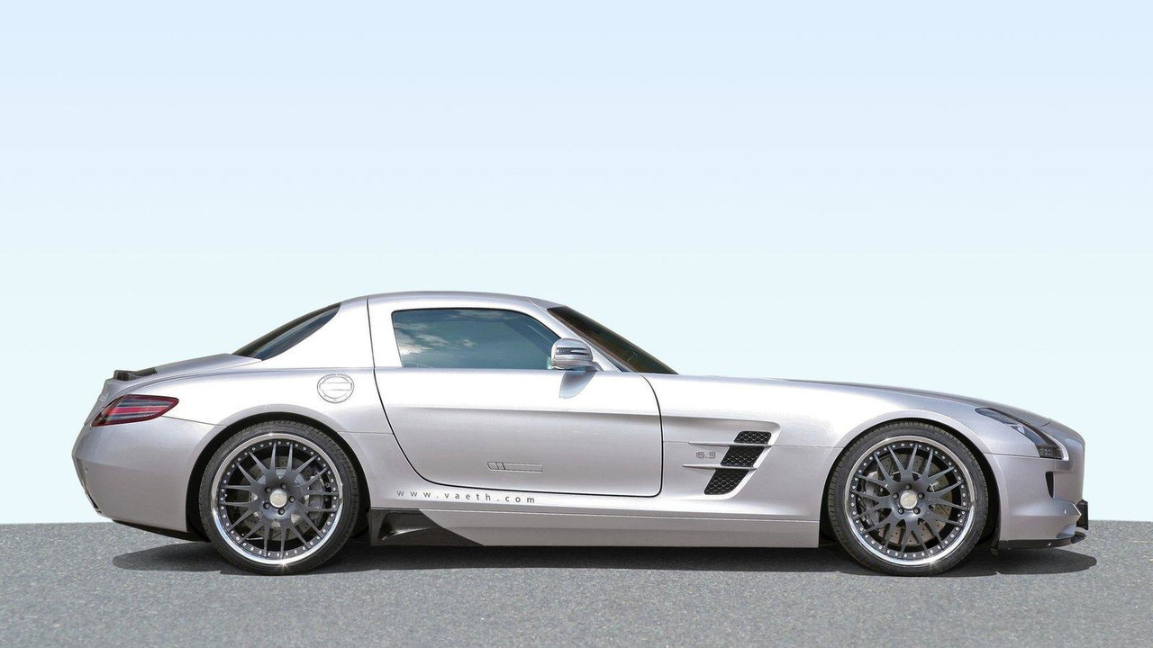 Mercedes-Benz SLS AMG by Vaeth 30.05.2011