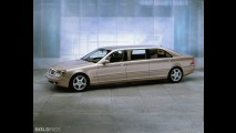 Mercedes-Benz S-Class Pullman