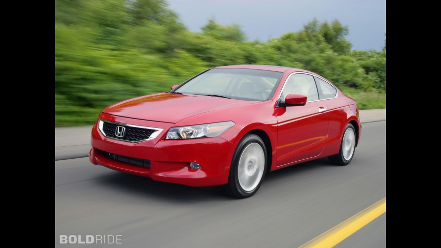 Honda Accord EX-L V6 Coupe