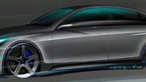 GS 460 by Five Axis Headlines Lexus Display at SEMA