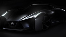 Nissan Vision Gran Turismo concept revealed