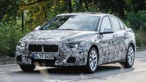 2016 BMW 1-Series Sedan spy photo