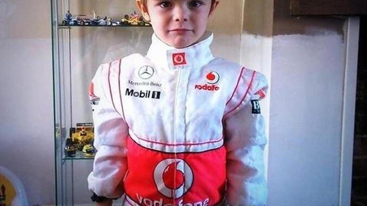 McLaren promotional post on Twitter / McLaren official Twitter channel