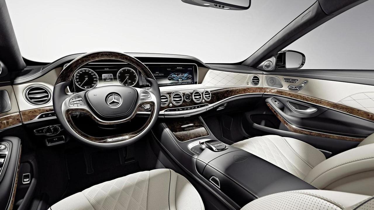Mercedes-Maybach S-Class