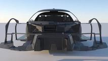 Scuderia Cameron Glickenhaus shows SCG 003's carbon fiber chassis [video]