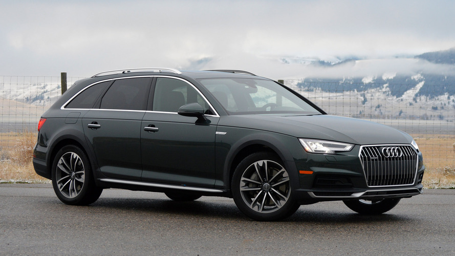 First Drive: 2017 Audi A4 Allroad