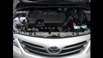 Avaliação: Toyota Corolla 1.8 Dual VVTi GLi 2011