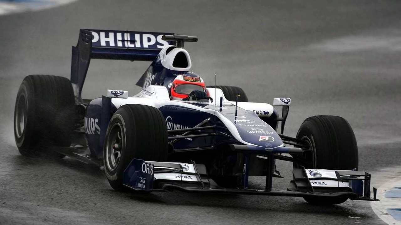 Rubens Barrichello (BRA), Williams F1 Team, FW32, 12.02.2010, Jerez, Spain