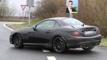 2012 Mercedes SLK55 AMG to have 416 hp - report