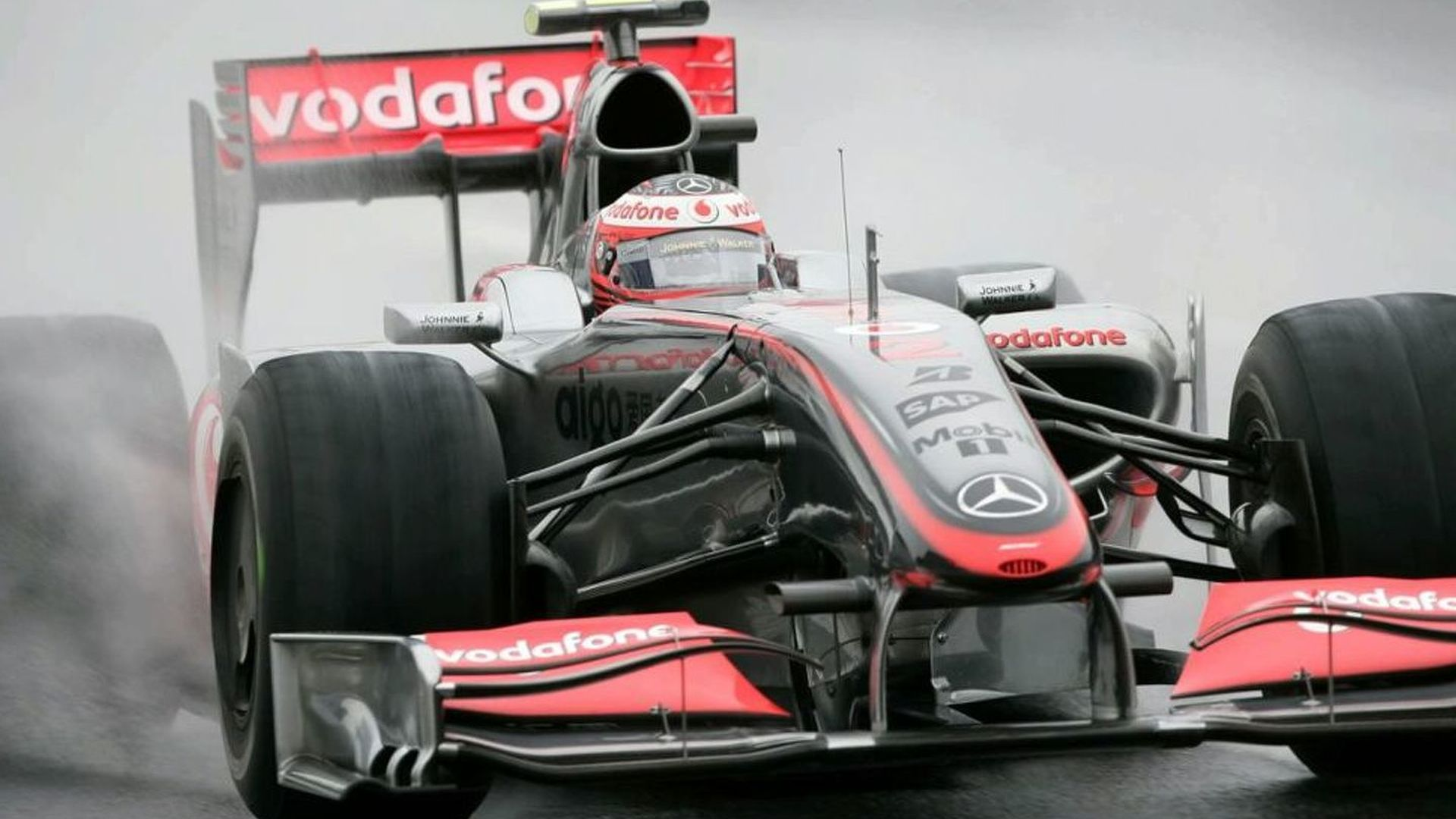 Suzuka wet for morning practice session