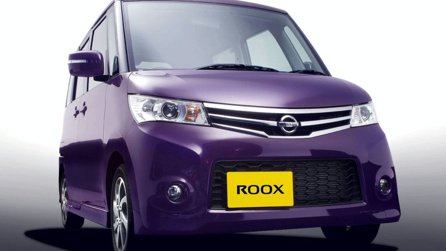 Nissan Roox Mini Announced for Tokyo Premiere