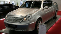 InterCar RX 400PK Pick-up based on Ssanyong Rexton