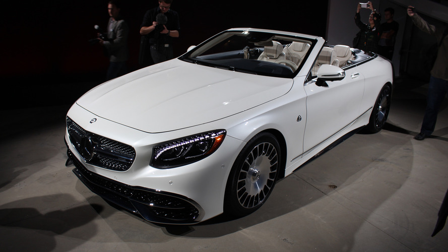 Mercedes-Maybach handpicking S650 Cabriolet buyers in U.S.