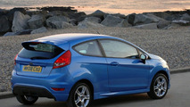Ford Reveals Sporty Fiesta Zetec S