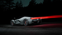 Vossen presents custom forged wheels created specifically for LaFerrari [video]