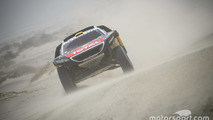 Dakar Cars, Stage 11: Al-Attiyah beats Loeb, Peterhansel still leads