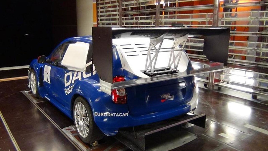 Dacia Duster 850hp rally car set for Pikes Peak debut