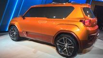 Hyundai Carlino small crossover concept unveiled at Auto Expo