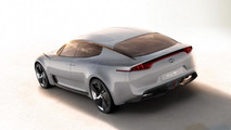 Kia GT concept leaked photos - 9.9.2011