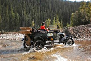 There's a Ford Model T Driving Around the World, and You Can Help
