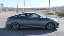 2017 Honda Civic Si Coupe spy photo