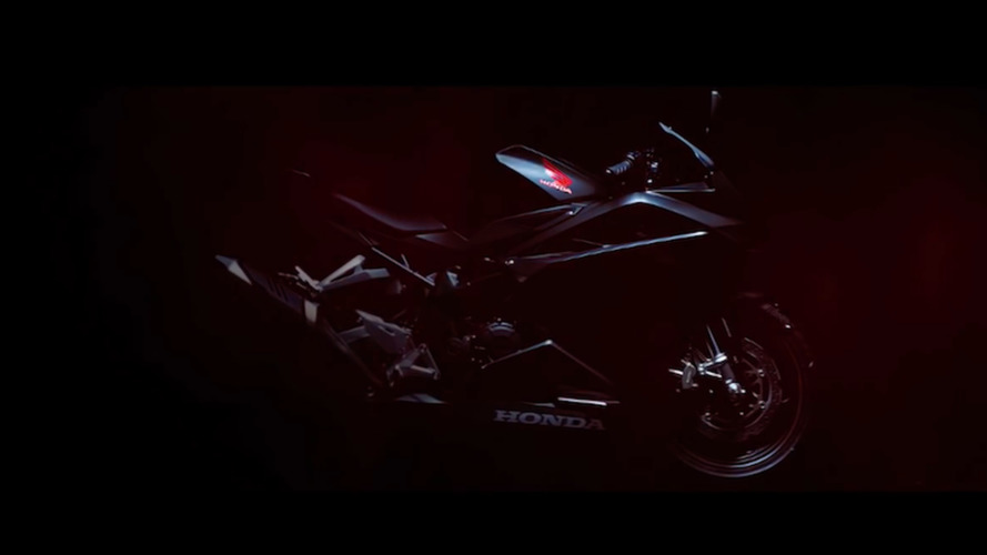 Excitement builds for new Honda CBR250RR