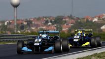 Ryan Tveter, Carlin, Dallara F312 - Volkswagen; Alessio Lorandi, Carlin, Dallara F312 - Volkswagen