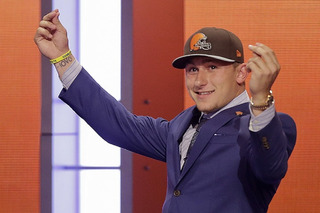 Johnny Manziel: Struggling QB, Bad Boy...Car Guy?