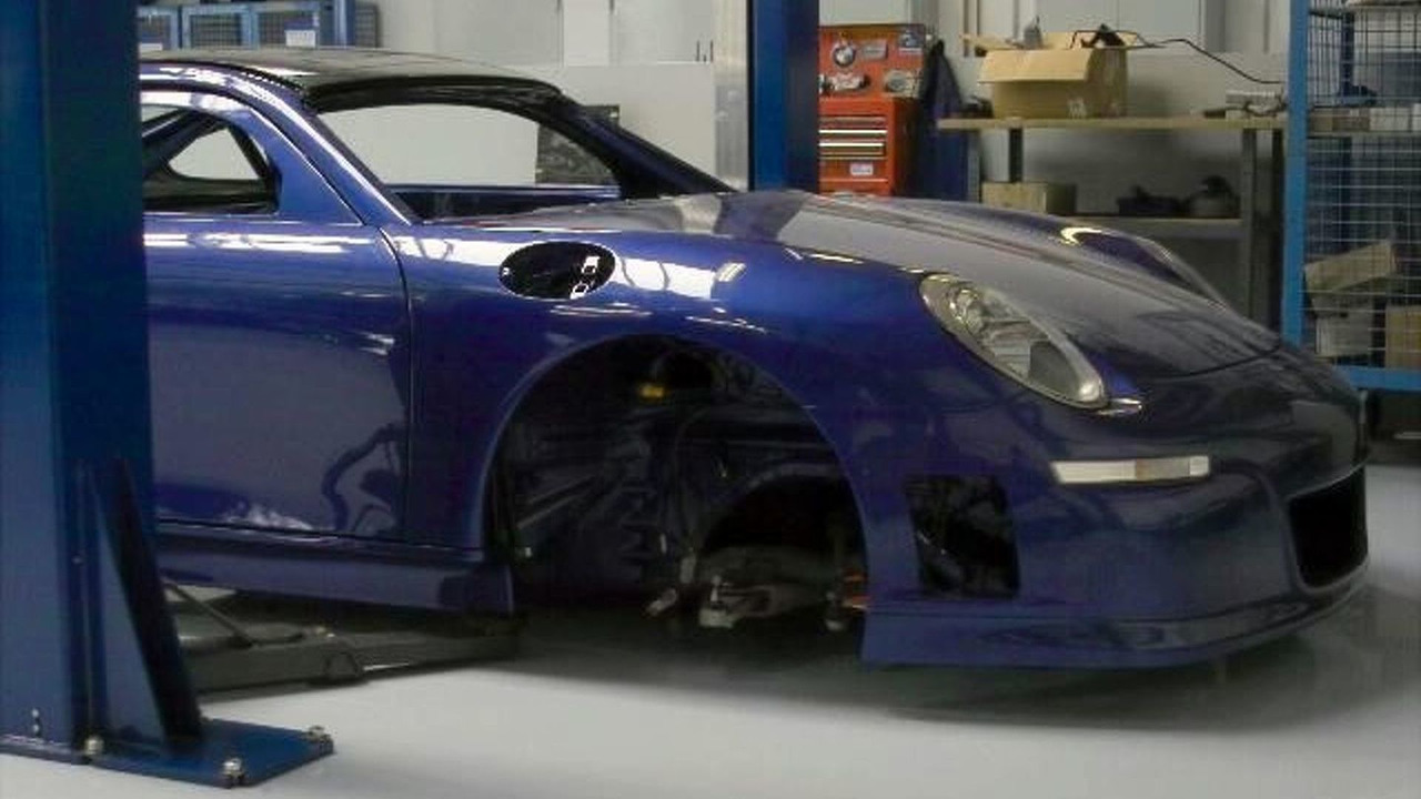 9ff GT9 production