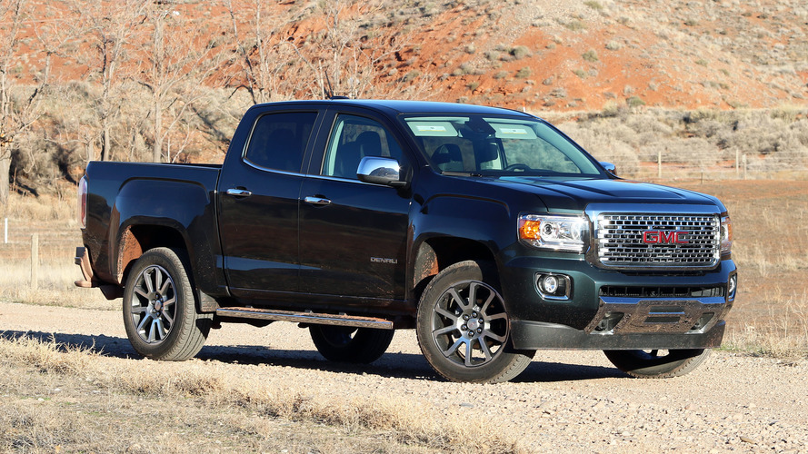 2017 GMC Canyon Denali Review: What am I paying for, again?