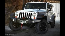 Jeep Wrangler Call of Duty MW3 Special Edition