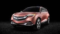 Acura entry-level crossover under consideration - report