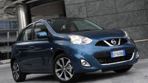 2013 Nissan Micra officially revealed