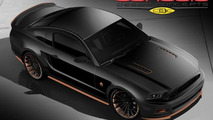 Classic Design Concepts Bad Penny Mustang 30.10.2013
