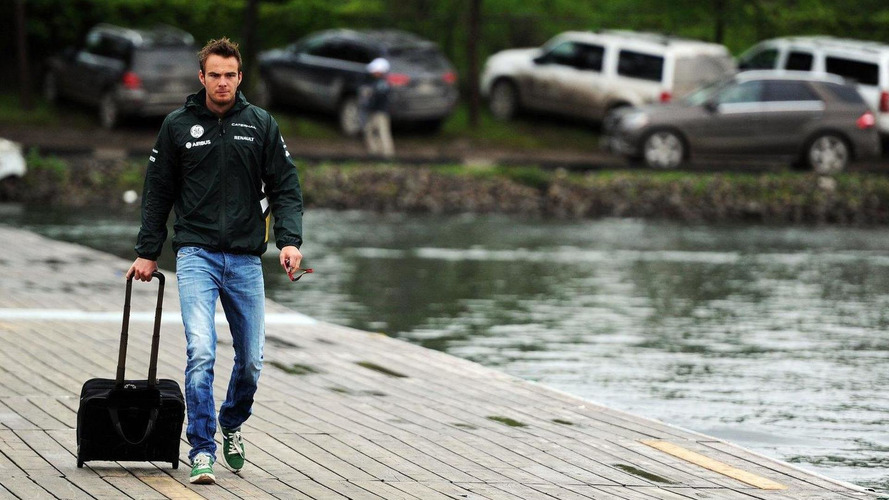 Van der Garde plays down Kovalainen rumours