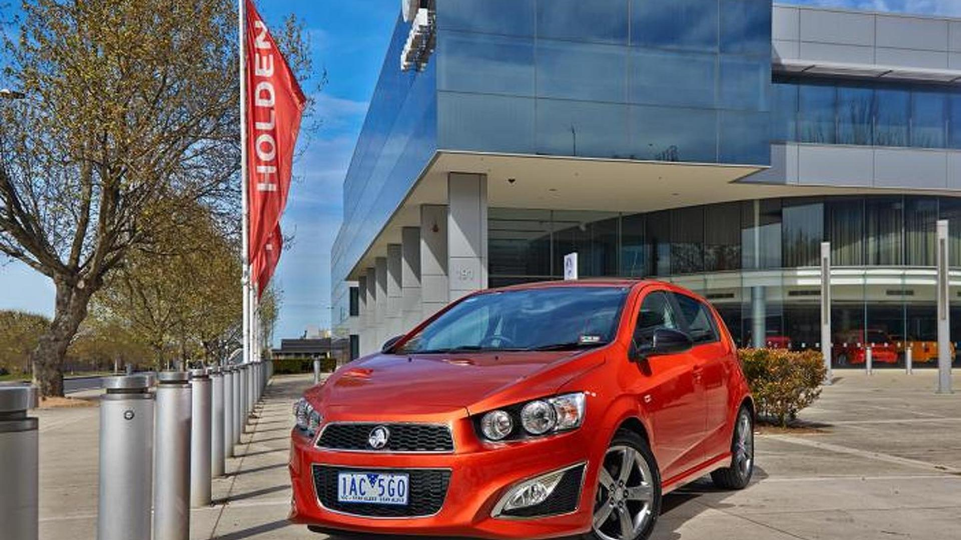 2014 Holden Barina RS announced